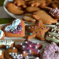 Freezing Gingerbread Cookies