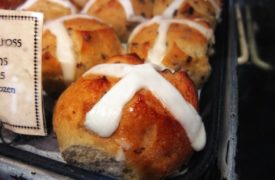 Can You Freeze Hot Cross Buns