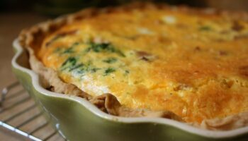 How to Reheat Quiche: 1 Simple Method Gets The Job Done