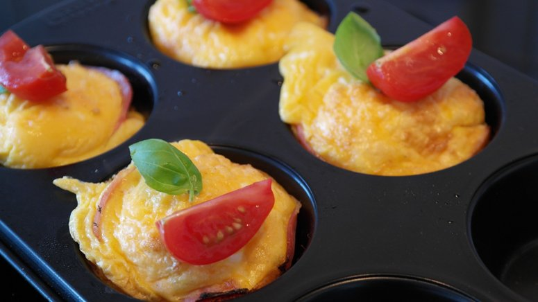 How to Reheat Egg Muffins
