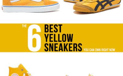 Best Yellow Sneakers