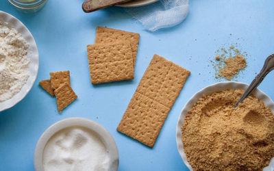 How Much is a Serving of Graham Crackers?