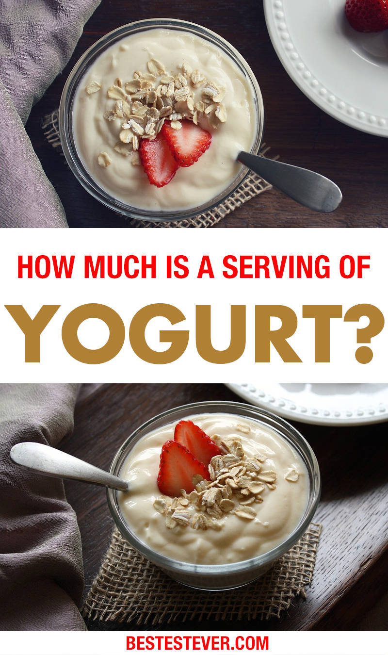 Yogurt Serving Size