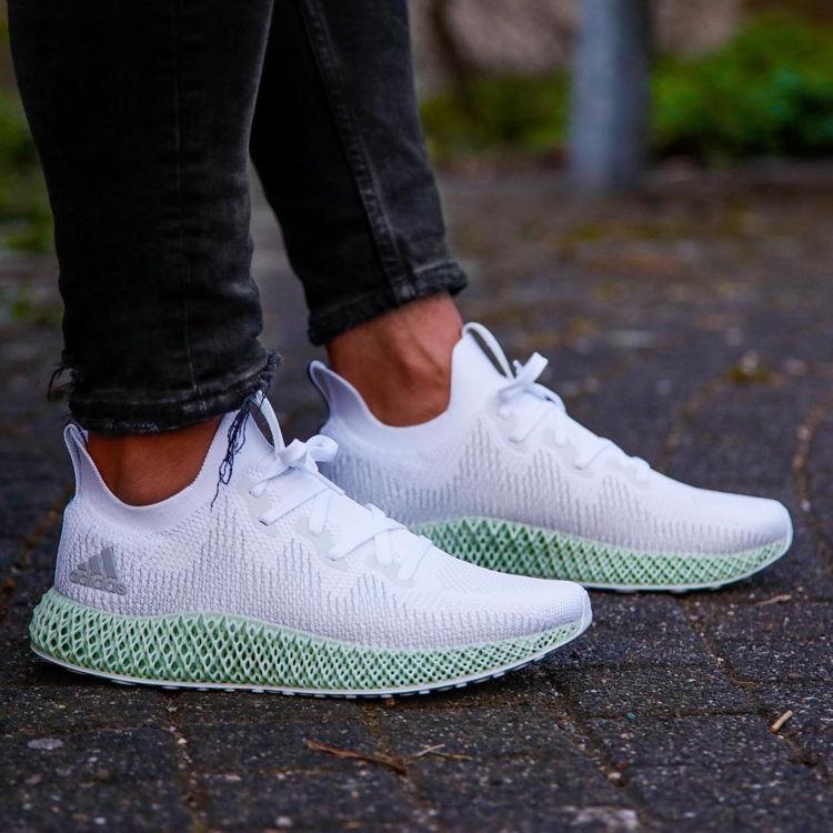 Adidas Alpahaedge 4D Shoes