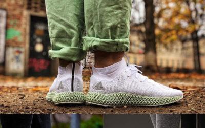 Adidas Alphaedge 4D on Feet