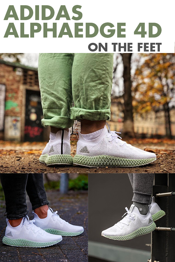 How to Wear the Adidas Alphaedge 4D