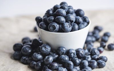 How Much is a Serving of Blueberries?