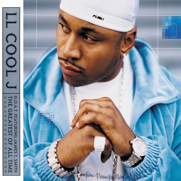 LL Cool J - GOAT Album Cover