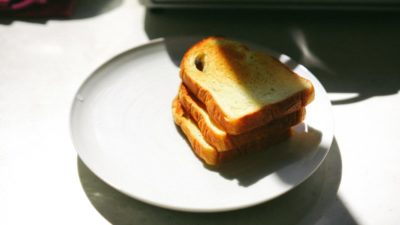 How to Reheat Toast?