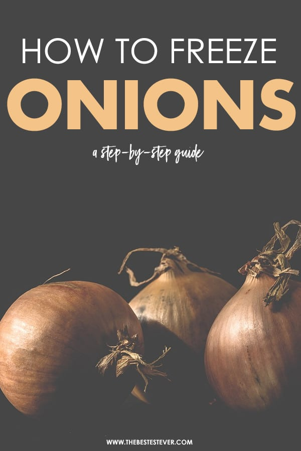 How to Freeze Onions: A Step-by-Step Guide