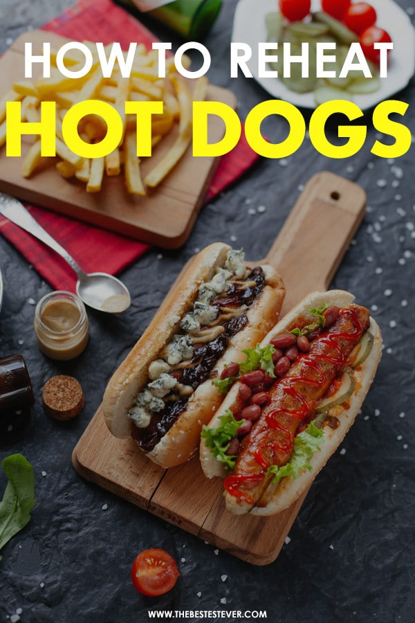 How to Reheat Hot Dogs: A Look at the Best Methods