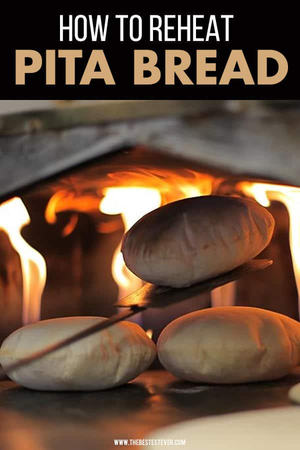 How to Reheat Pita Bread (A Step-by-Step Guide)