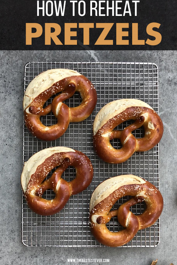 How to Reheat Soft Pretzels (Step-by-Step Guide)