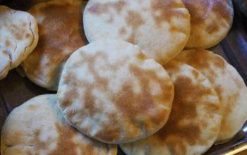 How to Reheat Pita Bread