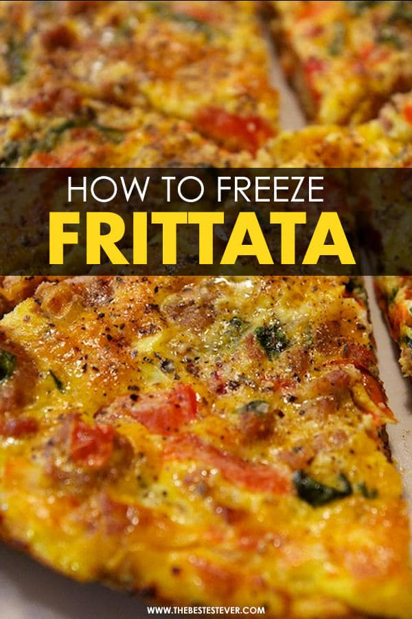 How to Freeze a Frittata: Step-by-Step Instructions