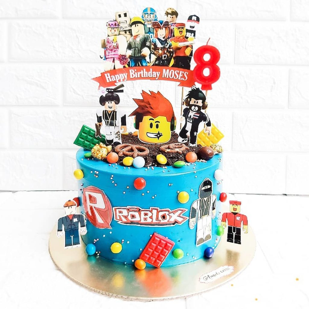 Funny Cake Videos On Roblox 27 Best Roblox Cake Ideas For Boys Girls These Are Pretty Cool