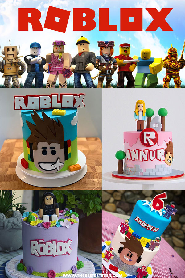 Roblox Cake Ideas: Get Inspiration for Birthday Parties & Other Special Occasions