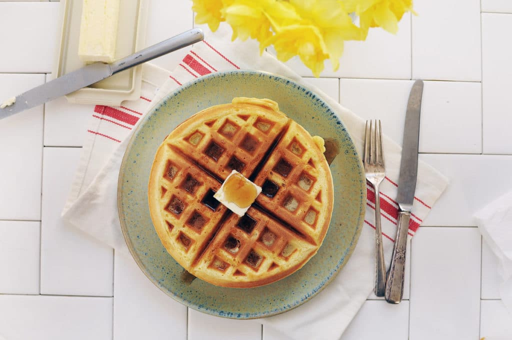 Can You Microwave Waffles: A Quick Guide