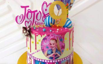 JoJo Siwa Cakes