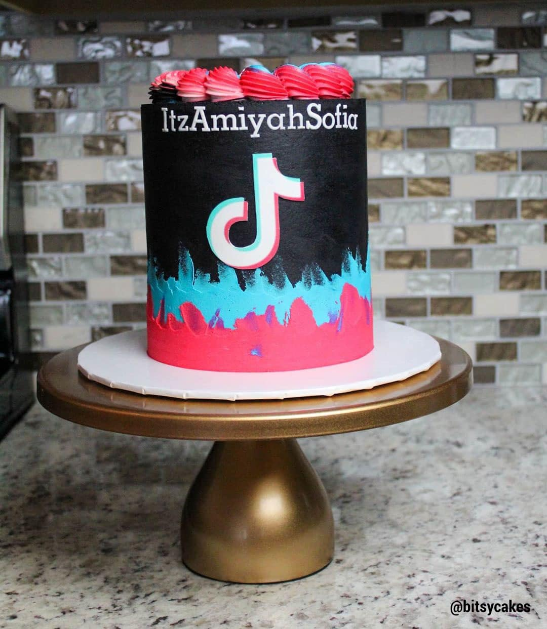cute tik tok cake ideas absolutely beautiful