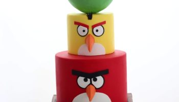 Angry Birds Birthday Cake Ideas