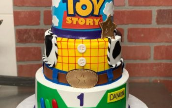Toy Story Cake Ideas