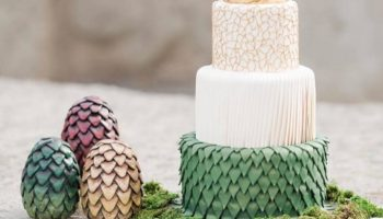 15 Breathtaking Game of Thrones Cake Ideas