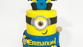 15 Super-Cool Minion Cake Ideas