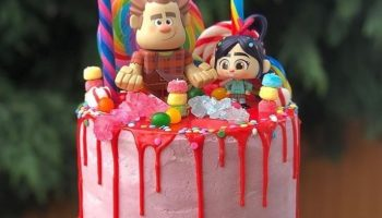 Wreck It Ralph Cake Ideas