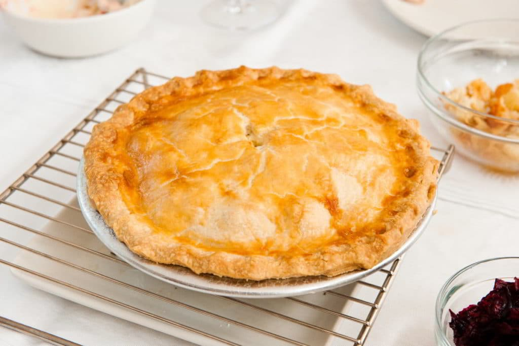 How to Reheat a Chicken Pot Pie (A Step-by-Step Guide)