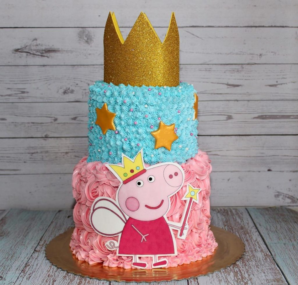 15 Amazing Pepa Pig Cake Ideas