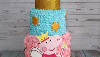 15 Beautiful Peppa Pig Cake Ideas & Designs