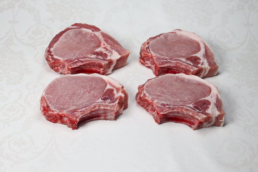 Thawed Pork Chops