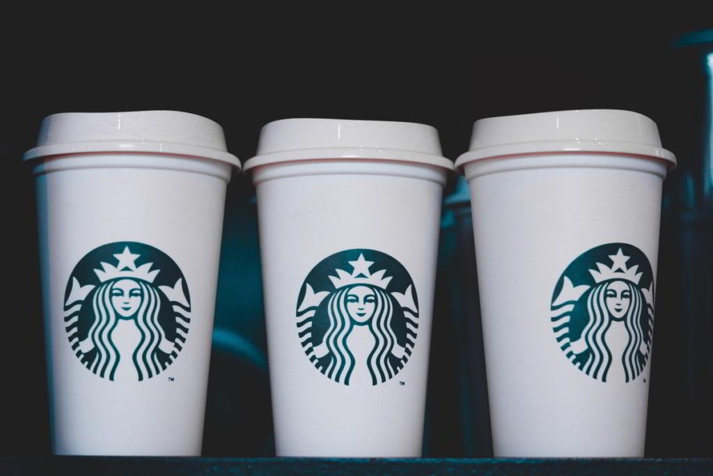 Starbucks Plastic Reusable Cups