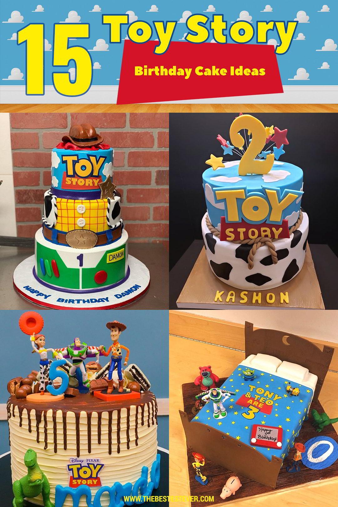 15 Amazing Toy Story Cake Ideas & Designs
