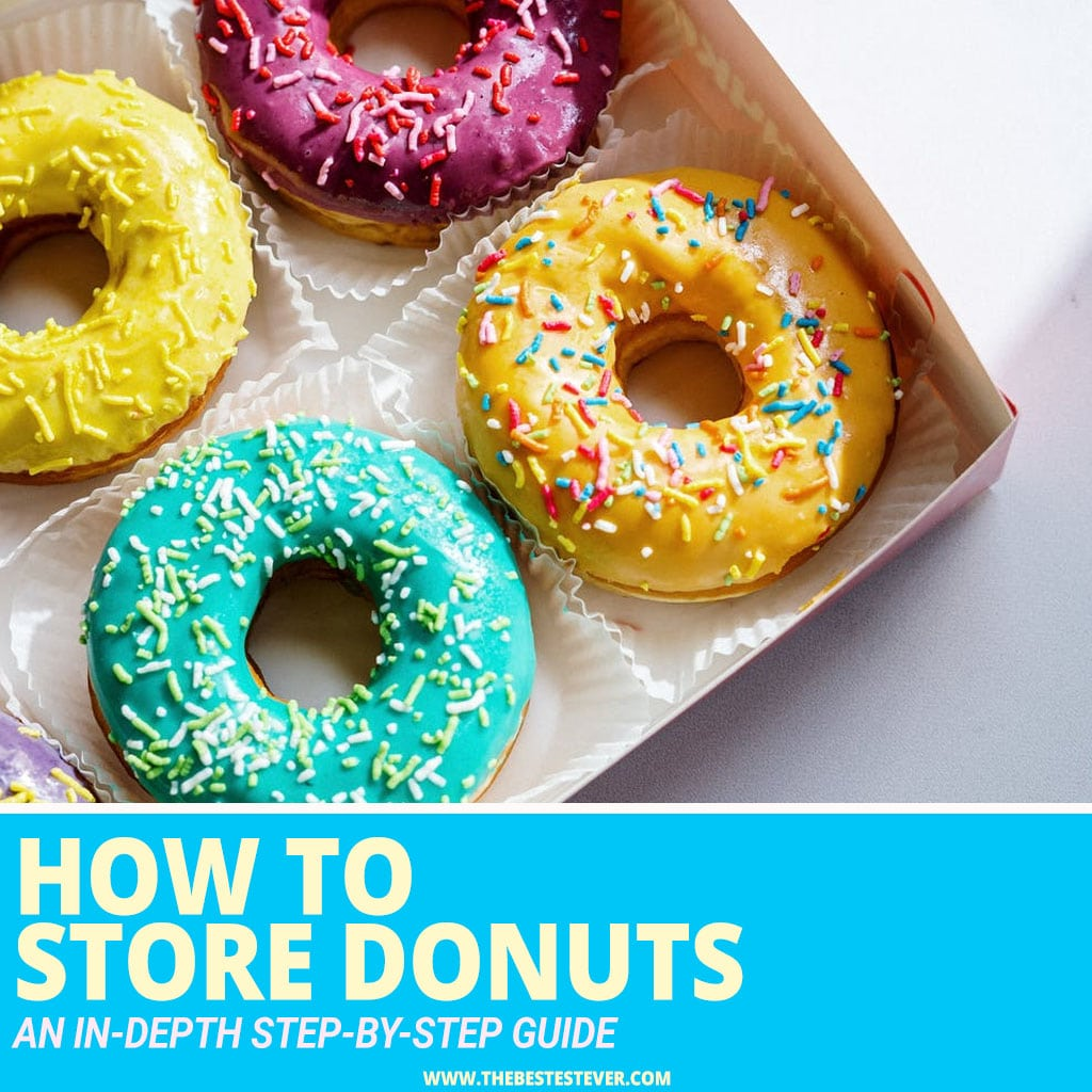 How to Store Donuts: 3 Best Options to Use