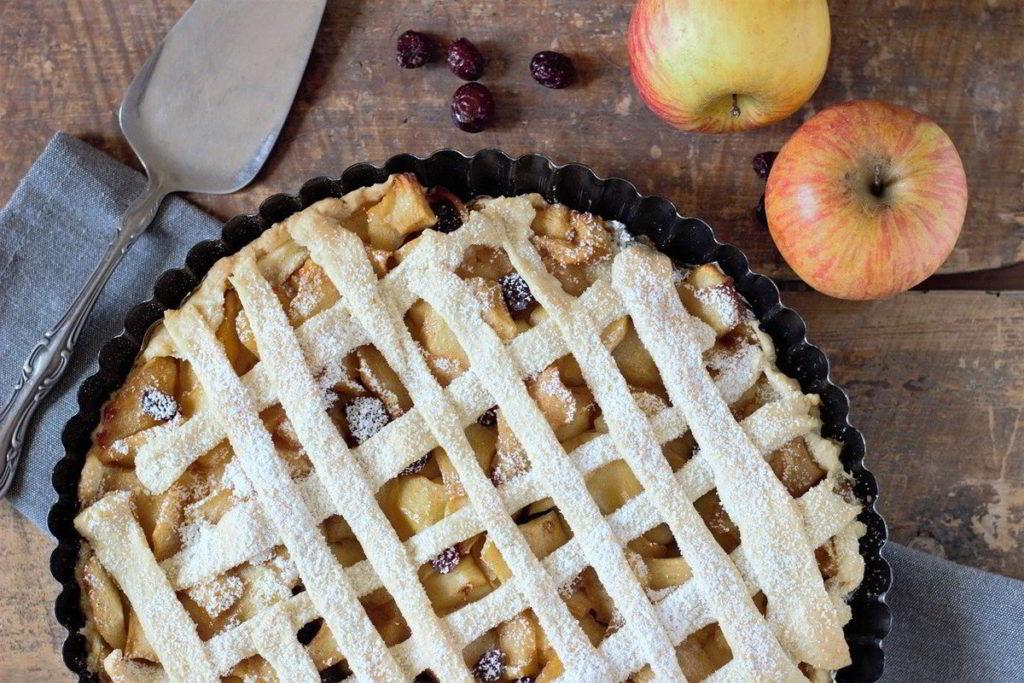 Reheating Frozen Apple Pies