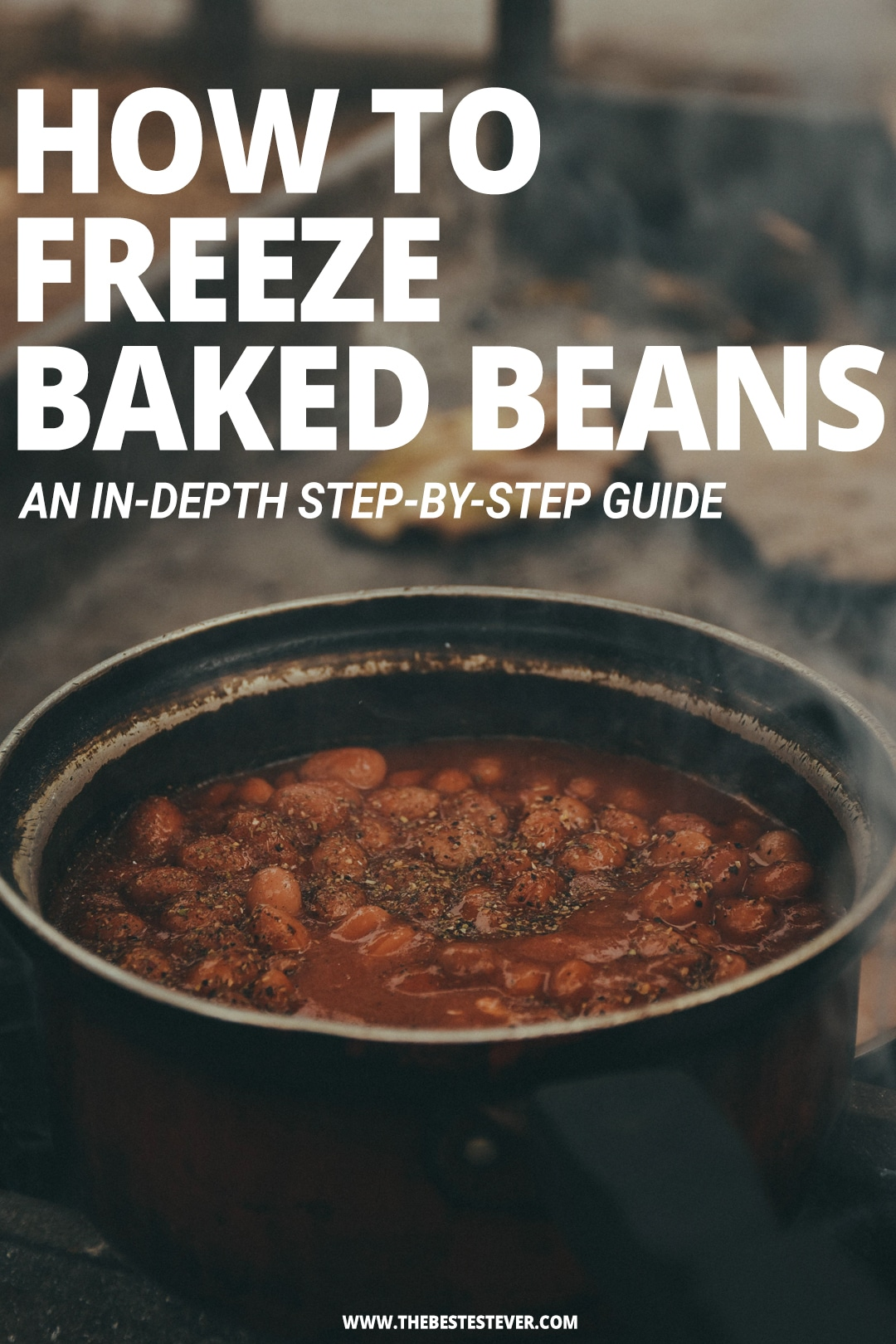 How to Freeze Baked Beans: Step-by-Step Instructional Guide