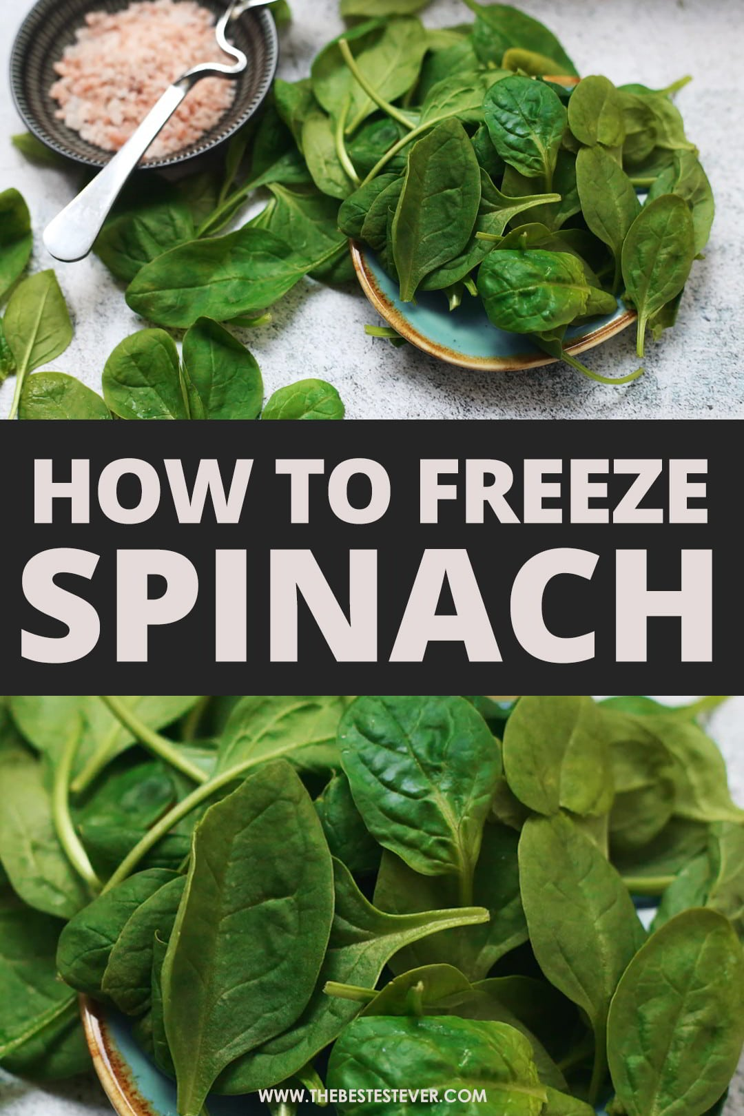 How to Freeze Spinach: a Step-by-Step Guide