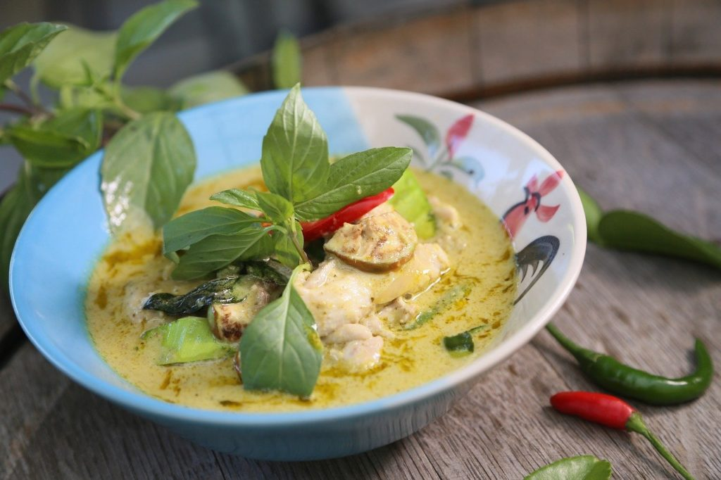 How to Freeze Thai Green Curry: A Step-by-Step Guide