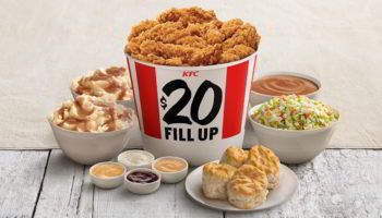 KFC $20 Fill Up – Everything You Need to Know