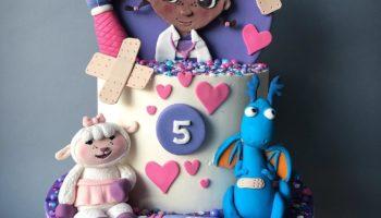 Doc McStuffins Cake Ideas
