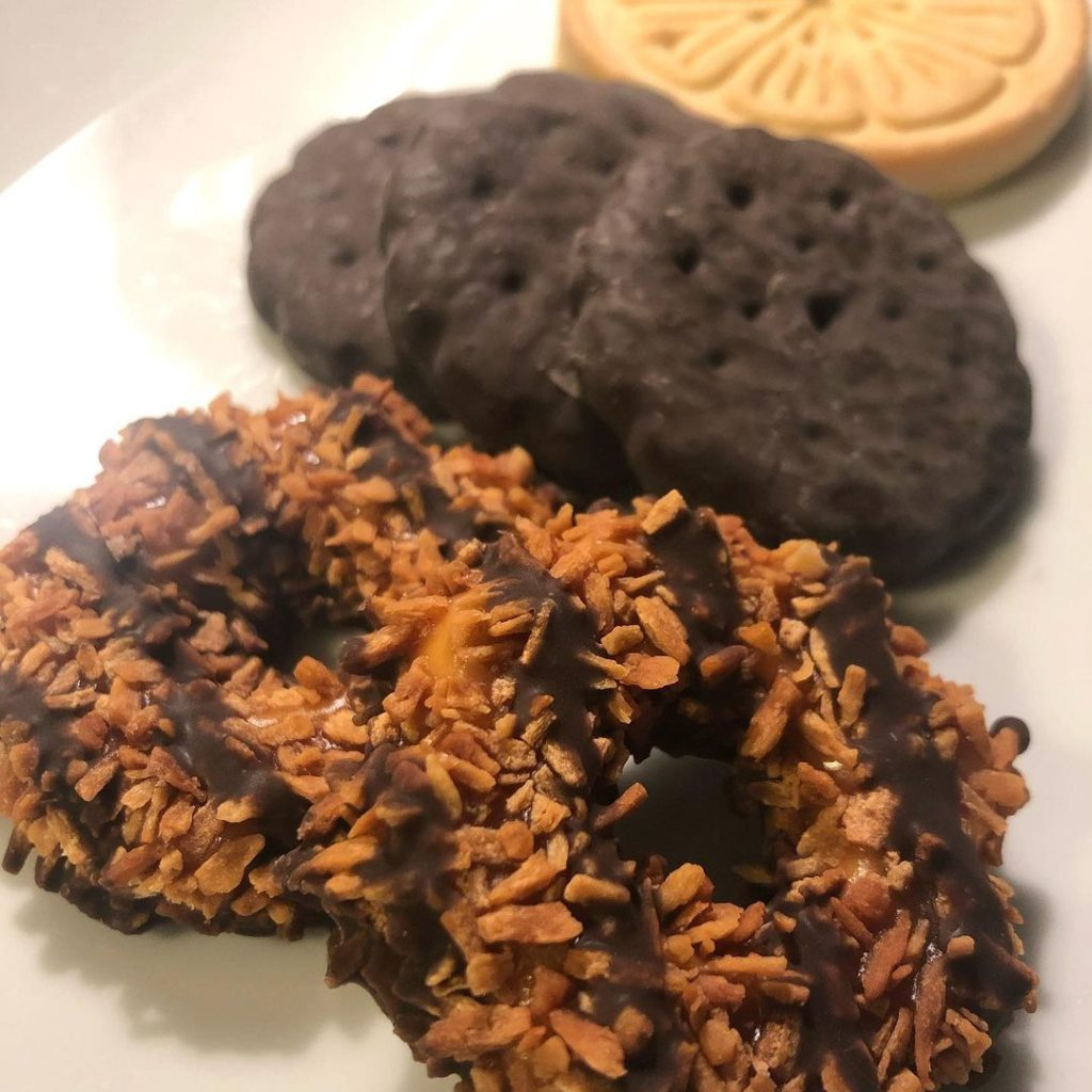 Can You Freeze Girl Scout Cookies?