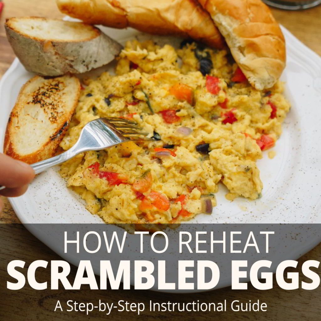 4 Best Methods to Reheat Scrambled Eggs (With Instructions)