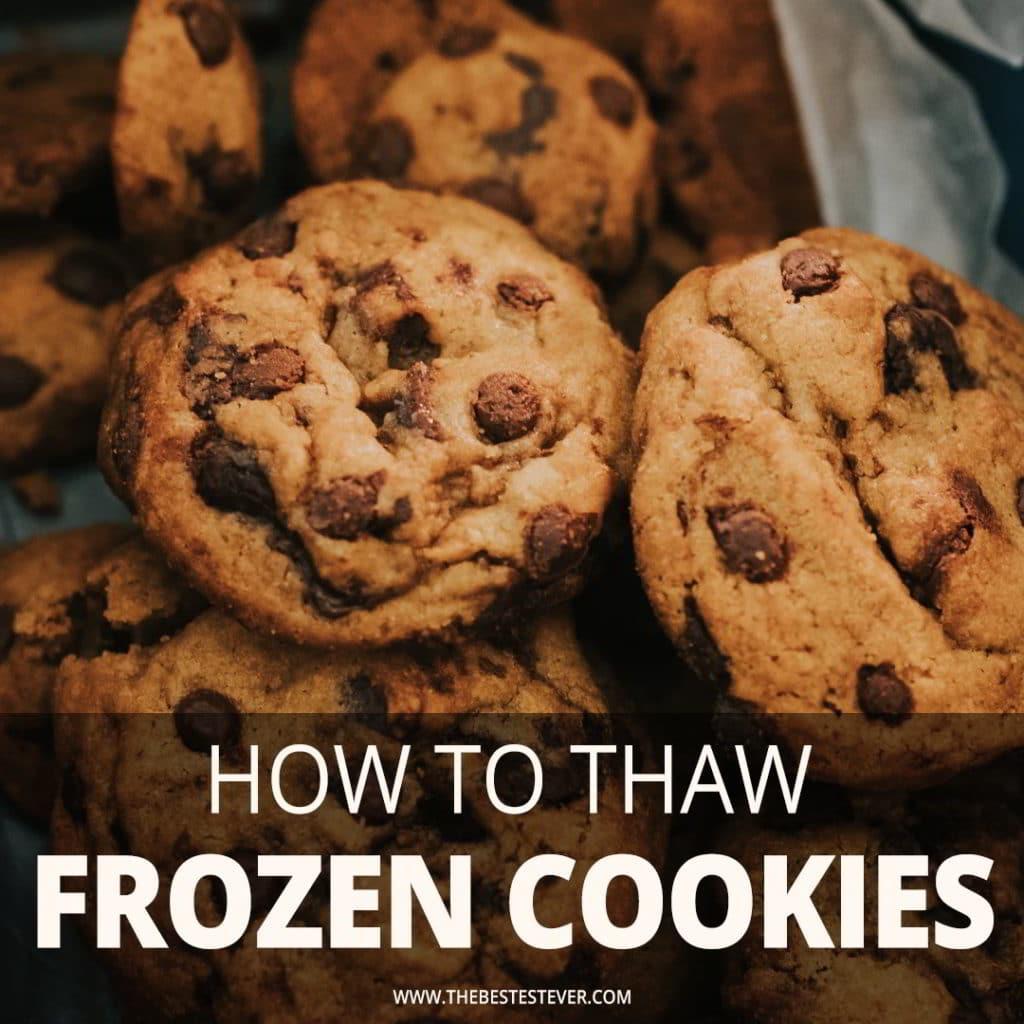 How to Thaw Frozen Cookies