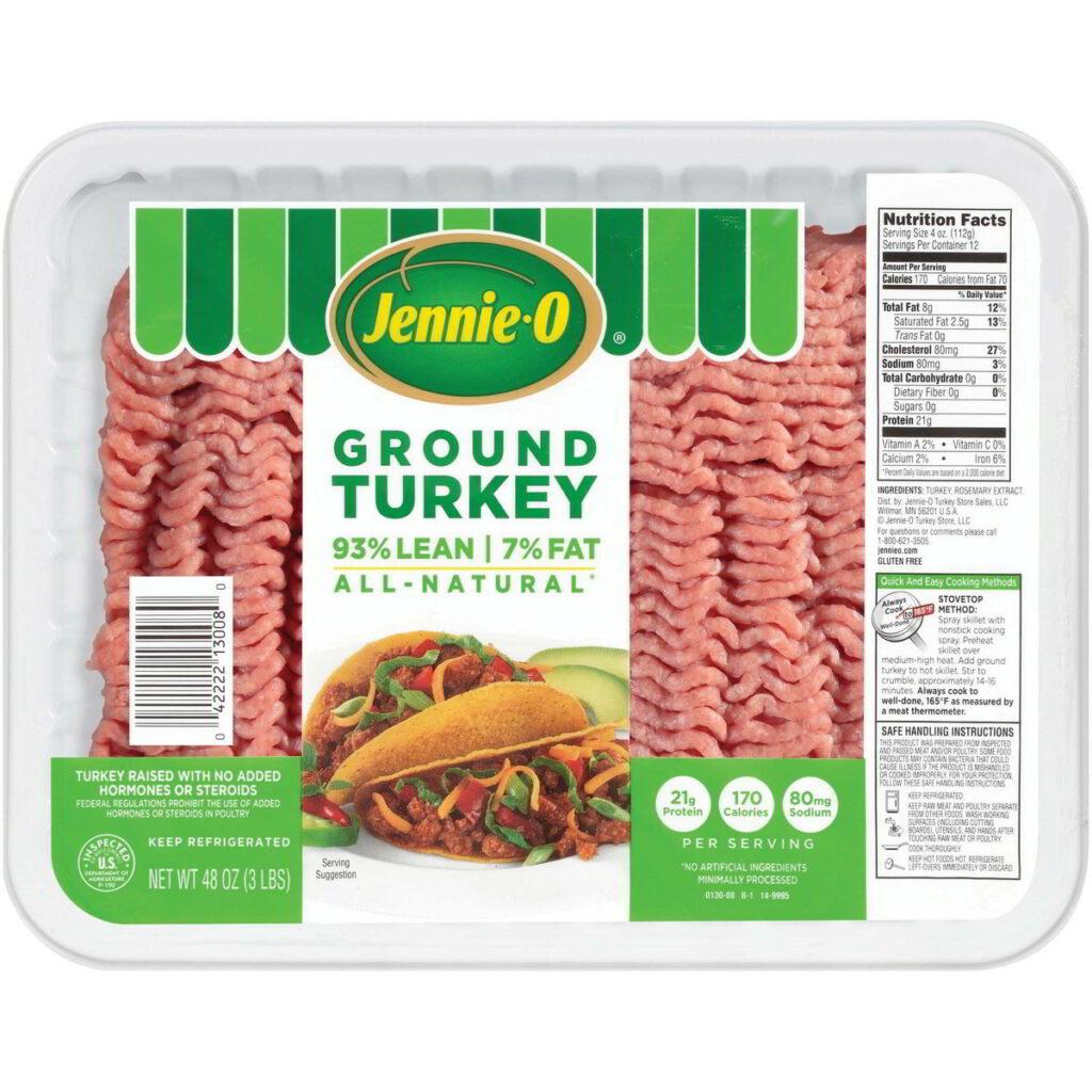 Best Way to Defrost Ground Turkey