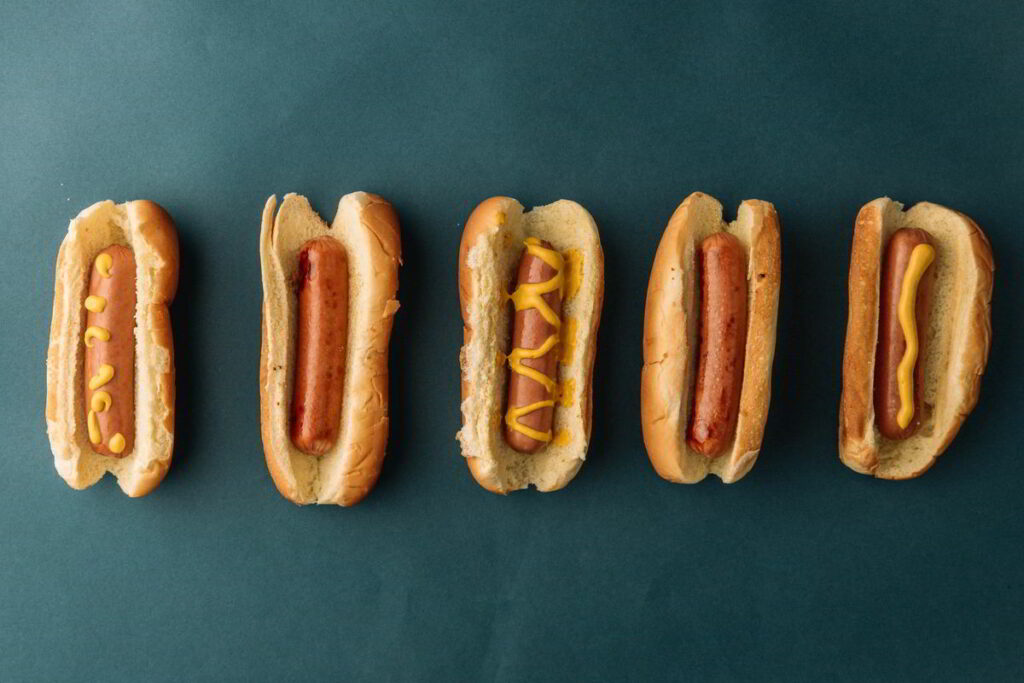 How to Thaw Frozen Hot Dog Buns