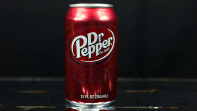 Does Pepsi or Coke Own Dr Pepper?