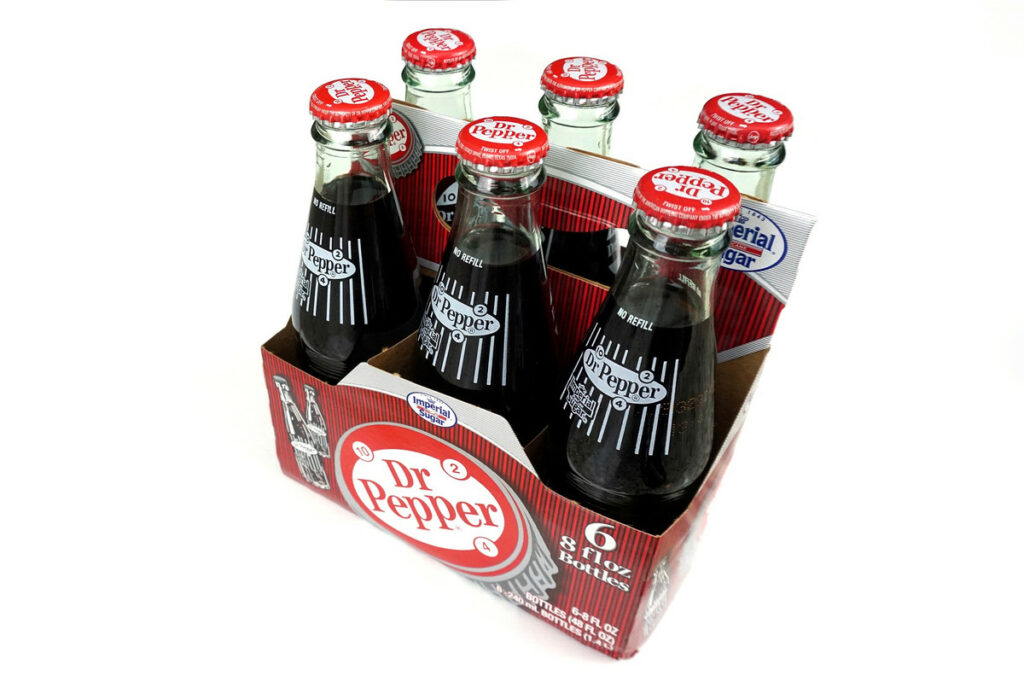 Does Pepsi or Coca Cola Own Dr Pepper?