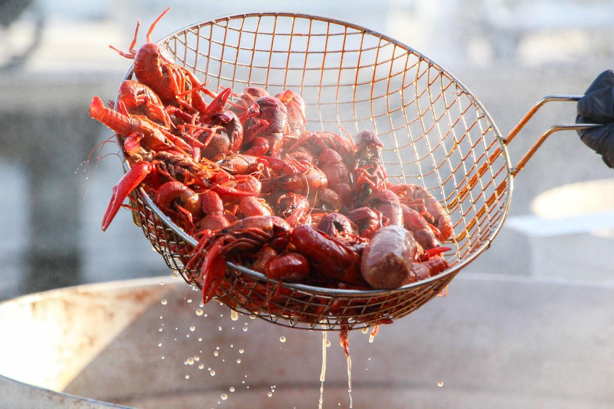 Best Way to Reheat Crawfish